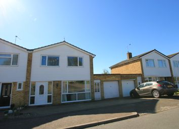 Thumbnail 3 bed semi-detached house for sale in Dryden Crescent, Stevenage
