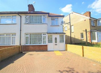 Thumbnail 4 bed end terrace house to rent in Waltham Avenue, Hayes, Middlesex