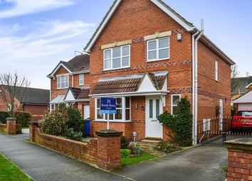 Thumbnail 3 bed detached house for sale in Cleeve Road, Hedon, East Riding Of Yorkshire