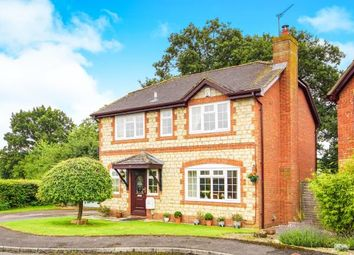 Thumbnail 4 bed detached house for sale in Woodlands Road, Charfield, Wotton-Under-Edge, Gloucestershire