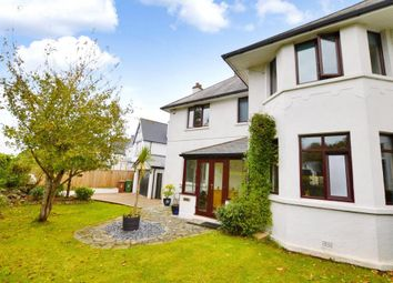 Thumbnail Semi-detached house for sale in Dunstone Road, Plymstock, Plymouth