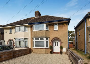 Thumbnail 3 bed semi-detached house for sale in Stanway Road, Headington, Oxford