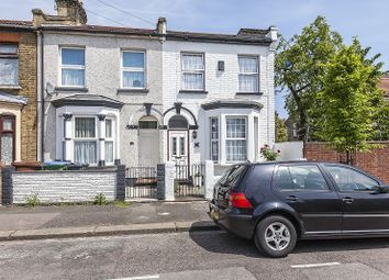 Thumbnail 3 bed end terrace house for sale in Kingsdown Road, Leytonstone, London.