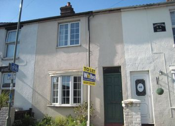 Thumbnail 2 bed town house to rent in Deanes Park Road, Fareham