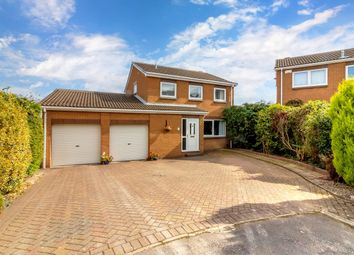 Thumbnail 4 bed detached house for sale in Mickleden Way, Pogmoor, Barnsley