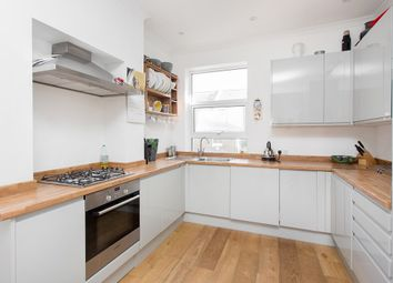 Thumbnail 3 bedroom flat for sale in Elspeth Road, London
