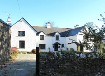Thumbnail 4 bed detached house for sale in St. Dominick, Saltash, Cornwall