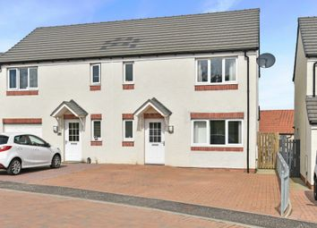 Thumbnail 4 bed semi-detached house for sale in Aidan Gardens, Dunfermline