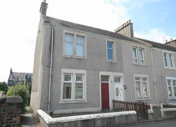 Thumbnail 2 bed flat for sale in Durward Street, Leven