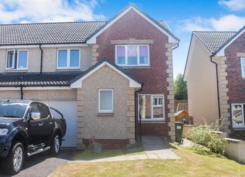 Thumbnail 3 bed semi-detached house to rent in Morning Field Place, Inverness