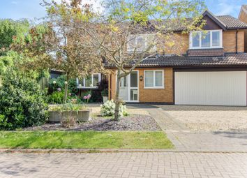 Thumbnail 5 bed detached house for sale in Edinburgh Way, Loughborough, Leicestershire