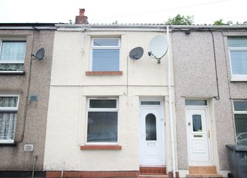 Thumbnail 2 bedroom terraced house to rent in Fforchaman Road (S21), Cwmaman, Aberdare