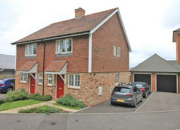 Thumbnail 2 bed semi-detached house for sale in Woodlands Way, Hastings, East Sussex