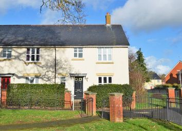 Thumbnail 3 bedroom end terrace house for sale in Hayne Court, Tiverton