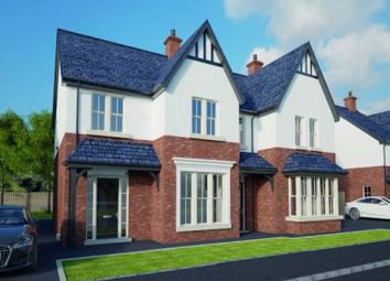Thumbnail 4 bedroom semi-detached house for sale in Downview Road, Greenisland, Carrickfergus