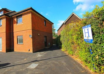 Thumbnail 2 bed maisonette to rent in Mytchett Road, Mytchett, Camberley