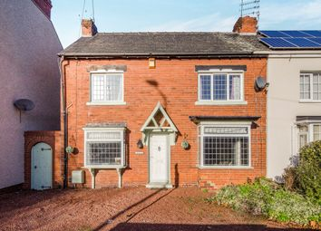Thumbnail 2 bed semi-detached house for sale in Moss Road, Askern, Doncaster