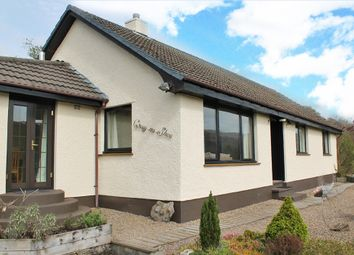 Thumbnail 4 bed detached bungalow for sale in Anaheilt, Strontian