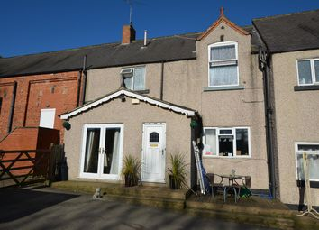 Thumbnail 3 bed terraced house for sale in Queen Victoria Road, New Tupton, Chesterfield