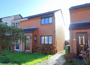 Thumbnail 2 bedroom end terrace house for sale in Finch Close, Laira, Plymouth