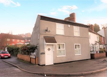 Thumbnail 3 bed end terrace house for sale in Lake Street, Dudley