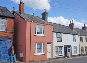 Thumbnail 2 bed end terrace house to rent in Temple Street, Sidmouth