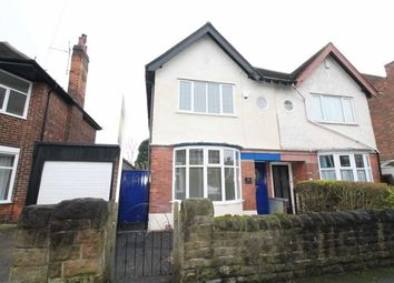Thumbnail 3 bed semi-detached house for sale in Forester Road, Thorneywood, Nottingham
