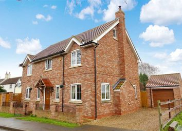Thumbnail 6 bed detached house for sale in Chapel Lane, Little Hale, Sleaford