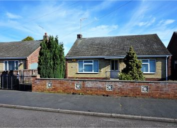 Thumbnail 3 bedroom detached bungalow for sale in Allan Avenue, Peterborough