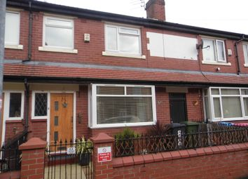 3 bed terraced house for sale in Heaton Street, Salford M7