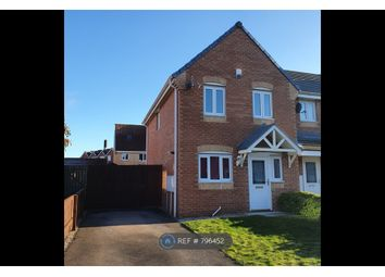 Thumbnail 3 bed semi-detached house to rent in Fleming Close, Stockton-On-Tees