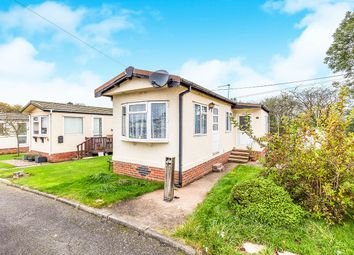 Thumbnail 1 bed bungalow for sale in St. Christophers Park St. Christophers Road, Ellistown, Coalville