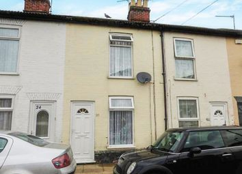 Thumbnail 2 bedroom terraced house for sale in North Market Road, Great Yarmouth