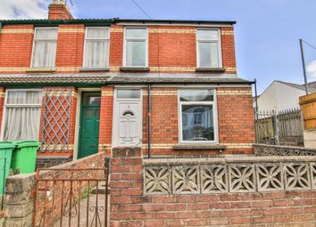Thumbnail 2 bedroom end terrace house for sale in Blosse Road, Llandaff North, Cardiff