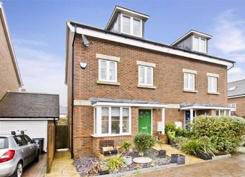 Thumbnail 4 bed semi-detached house for sale in Furnace Wood, Five Ashdown