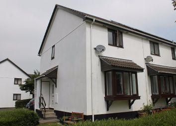 Thumbnail 2 bedroom end terrace house to rent in Yeolland Park, Ivybridge