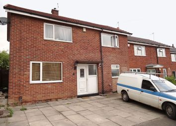 Thumbnail 3 bed end terrace house for sale in Lumley Road, Macclesfield