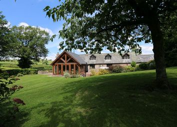 Thumbnail 4 bed detached house for sale in Clawddnewydd, Ruthin, Denbighshire