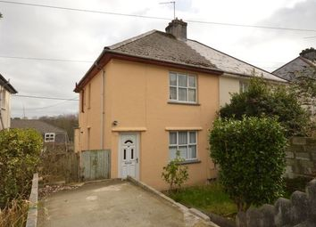 Thumbnail 3 bed semi-detached house for sale in Landreath Place, St. Blazey, Par