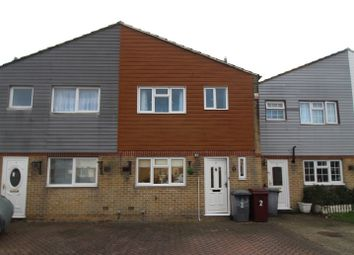 Thumbnail 3 bed terraced house to rent in St. Elizabeth Close, Reading