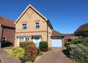 Thumbnail 3 bed detached house to rent in Bramley Way, Kings Hill, West Malling
