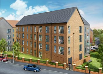 Thumbnail 2 bed flat for sale in Southfleet Road, Ebbsfleet