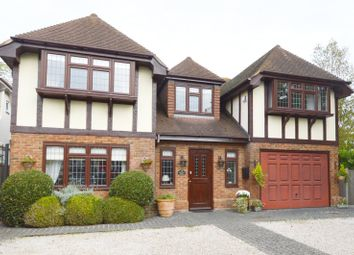 Thumbnail 5 bed detached house for sale in Barling Road, Great Wakering, Southend-On-Sea