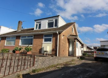 Thumbnail 3 bed semi-detached bungalow for sale in Christchurch Road, Oakdale, Blackwood