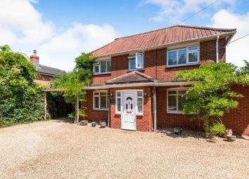 Thumbnail 4 bedroom detached house for sale in Sherborne St.John, Basingstoke, Hampshire