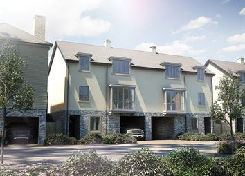 Thumbnail 3 bed semi-detached house for sale in The Eider, Salcombe View, Batson Cross, Salcombe
