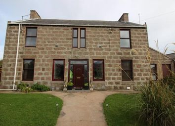 Thumbnail 4 bedroom detached house for sale in Longhaven, Peterhead