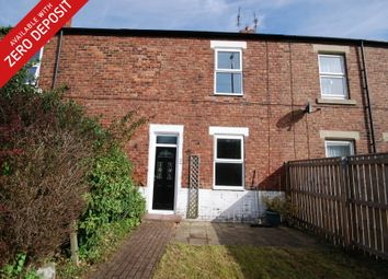 Thumbnail 2 bed terraced house to rent in Beaumont Terrace, Brunswick Village, Newcastle Upon Tyne