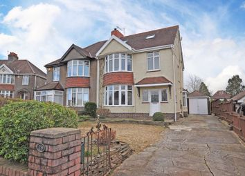 3 bed semi-detached house for sale in Groves Road, Newport NP20