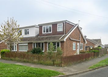 Thumbnail 4 bed semi-detached bungalow for sale in Elm Tree Avenue, Thorngumbald, Hull